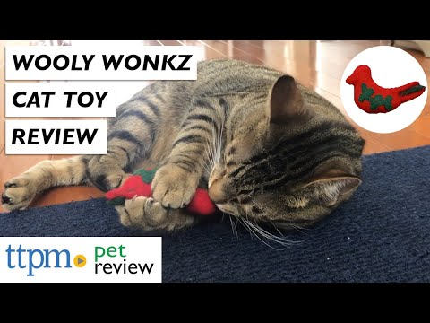 Wooly Wonkz Holiday Toys from RC Pet Products