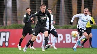Видеообзор матча «Краснодар-2» – «Тюмень»