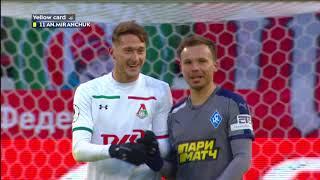 2nd half Lokomotiv vs Krylia Sovetov, Week 18 | RPL 2018/19