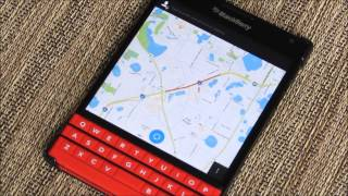 Real Time Traffic Updates from BlackBerry Maps Free HD Video