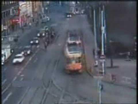 Tram Derail