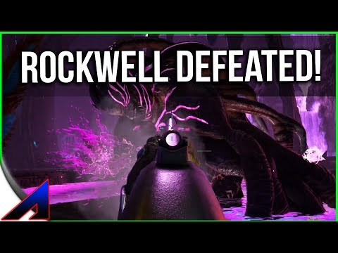 Defeating Rockwell! | Official PvP Alpha Tribe Life | ARK: Survival Evolved | Ep 93
