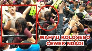 WAHYU KOLOSEBO ( full cewek ndadi ) - VIVI ARTIKA - KEN AROCK LIVE BULUSARI TAROKAN