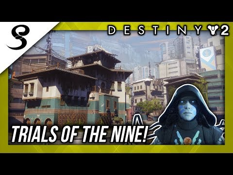 TRIALS OF THE NINE! (Midtown) 7-0 FLAWLESS ATTEMPTS! | Destiny 2
