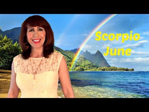 Scorpio June Astrology YOU WIN The Lottery, You Have The Midas Touch