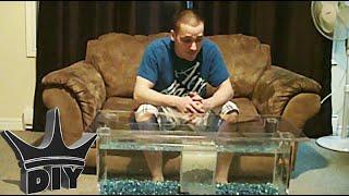HOW TO: Coffee Table Aquarium TUTORIAL
