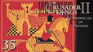 """Let's Play """"Crusader Kings II""""! Part 035 - Vassal Claims"""
