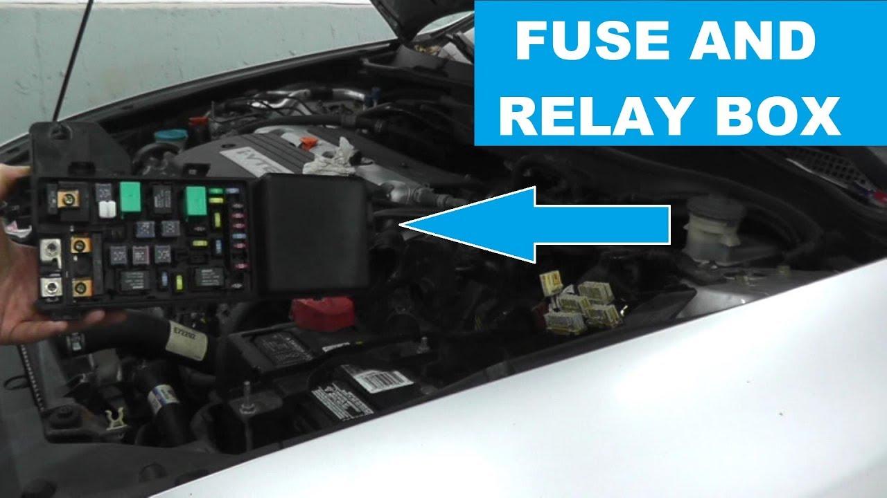 Vehicle Fuse Box Replacement - YouTubeYouTube