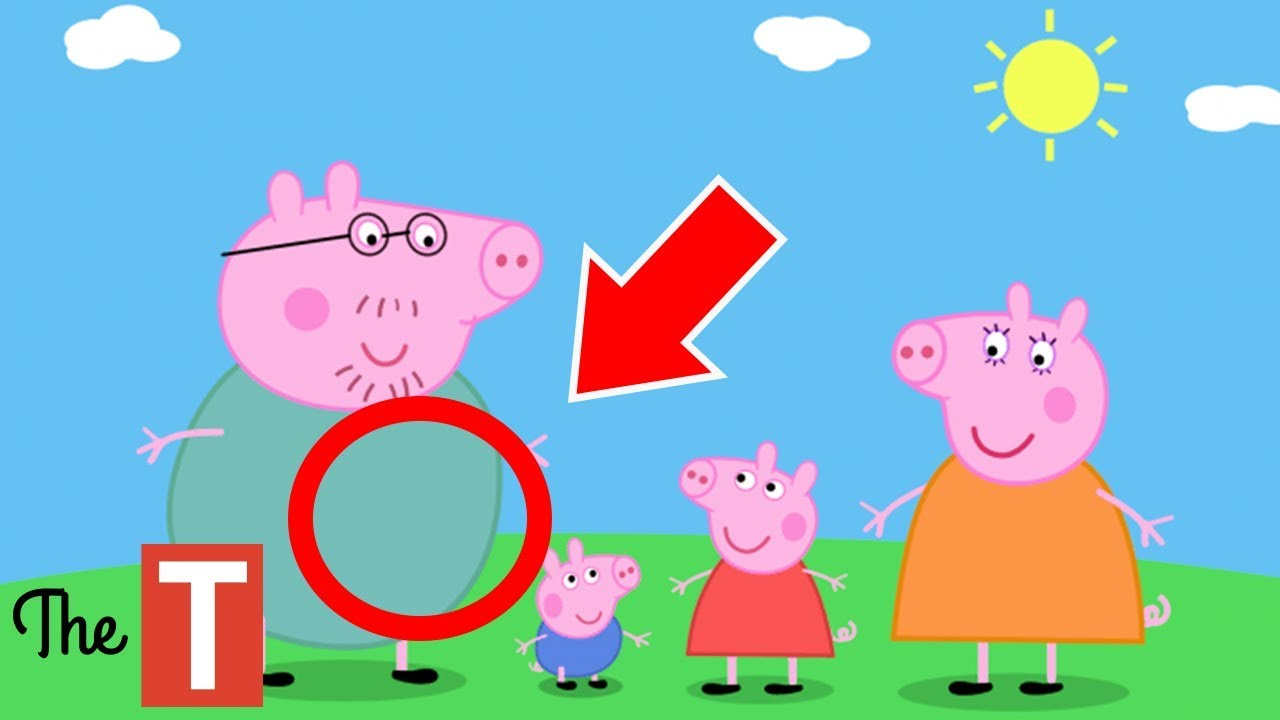 20 Things You Didn T Know About Peppa Pig