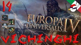 IMPERO VICHINGO! - Europa Universalis 4 | Gameplay ITA #14