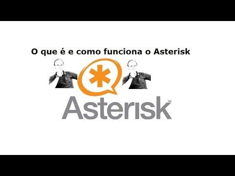 O que e asterisk e como funciona