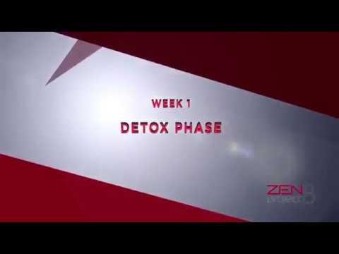 Week 1 Detox Phase by Zen Prime