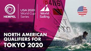 North American Tokyo 2020 Qualifier | Hempel World Cup Series Miami 2020