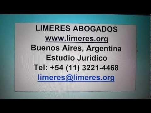 Consulta Legal :: Consulte un Abogado en Buenos Aires, Argentina en Capital Federal