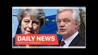 Daily News - No Brexit deal is now the likeliest as David Davis insists cabinet insurgency
