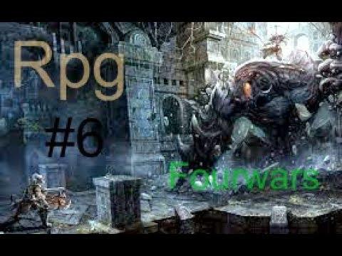 Fourwars Rpg #6 ТОП ЗАМЕСЫ в Т2!!! Выбели с т1 босса т1 Боты+Поножи PvP Party Kracavec Vs Legolaz :D