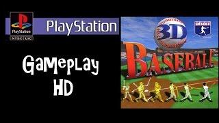 3d baseball gameplay HD