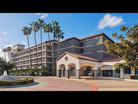 Four Points By Sheraton Anaheim - South Harbor Boulevard, Anaheim, California, USA