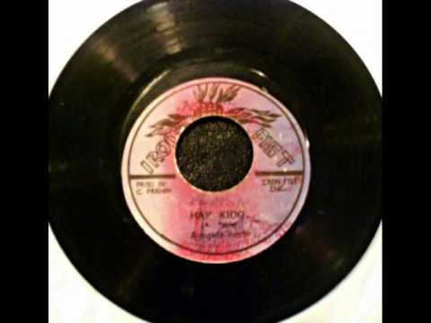 "UGUSTUS PABLO ""HAP-KIDO""/""VERSION"" (IRON FIST) 1974"