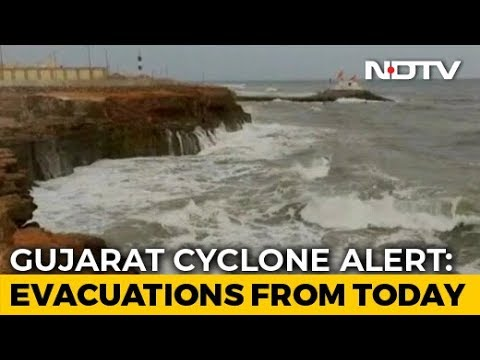 Cyclone Vayu To Hit Gujarat Tomorrow, Schools, Colleges Closed