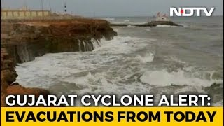 Cyclone Vayu To Hit Gujarat Tomorrow, Schools, Colleges Closed