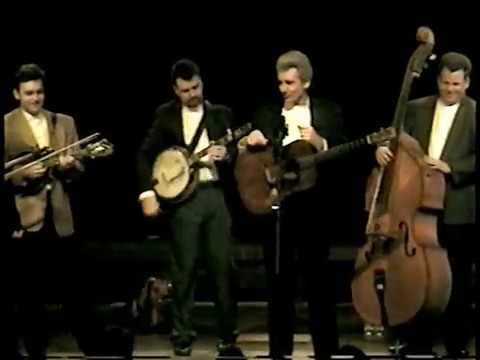 Del McCoury Band The Neighborhood Theater, Charlotte, NC 01-24-98 Sets 1 and 2