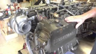 Comment éviter une surchauffe d'un moteur marin diesel
