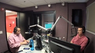 Dunc and Holder on Sports 1280 in New Orleans. March 16, 2018