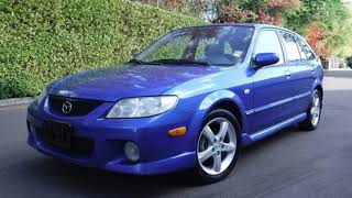 2003 Mazda Protege5 Wagon  *** One Owner *** 28 mpg *** for sale in Tigard, OR