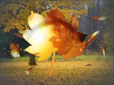 Autumn song by Enya - First of Autumn