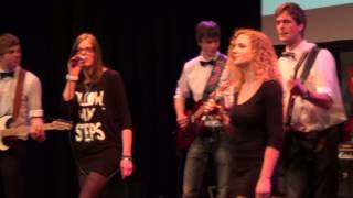 Blackbird - The End Of Art @FinaleVAKpopprijs2014