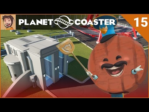 Let's Play Planet Coaster - Hard Mode - Part 15