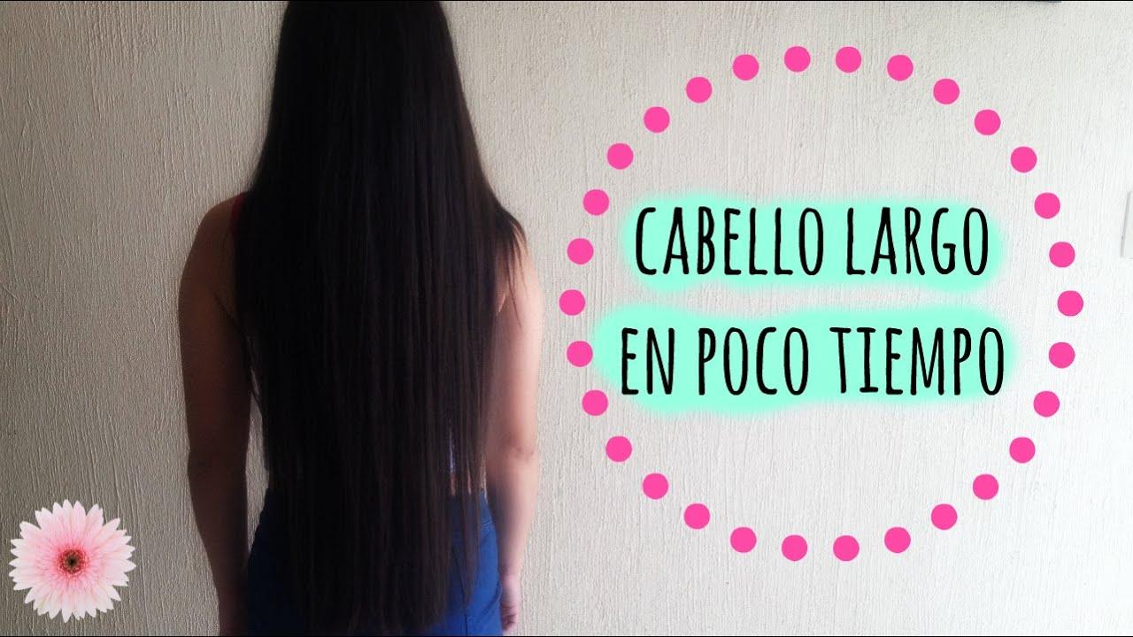 Como hago para tener el pelo largo