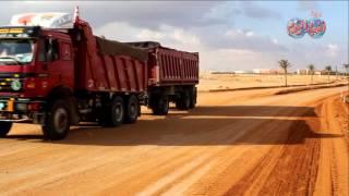 رحلة المعاناة داخل صحراء الواحات للوصول لبريمة قارون لاستخراج البترول