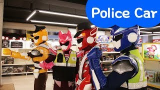 [Miniforce] Police Car Song M/V | Ranger | Car Songs | Miniforce Kids Song