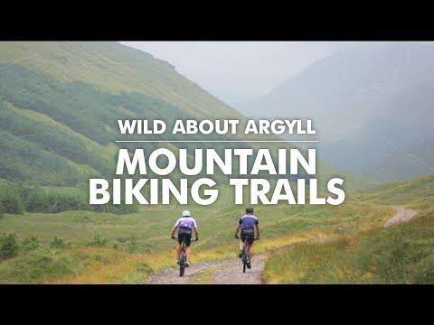 Mountain Biking Trails - Wild About Argyll