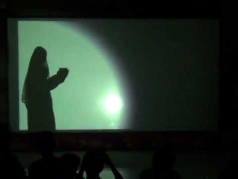 VCYF - Shadow Skit - Mary did you know - Christmas- 2012 - YouTube
