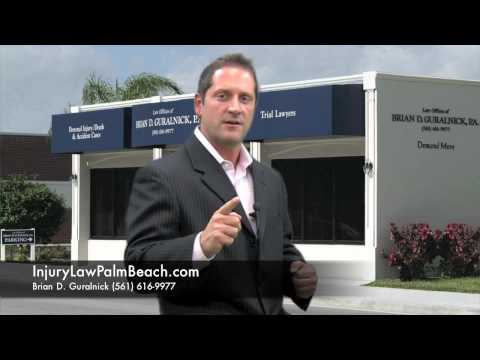 Injury Law Offices In Palm Beach FL | Personal Injury Lawyers