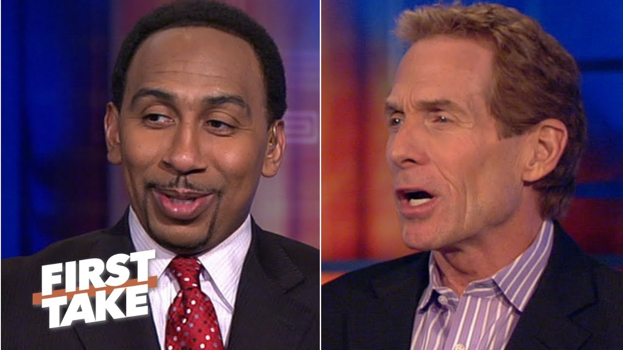 Skip Bayless : Look Skip Bayless Roasted For This