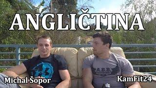 Tipy&Triky Jak Se Naučit ANGLICKY! Michal&Kamfit24 na střeše!