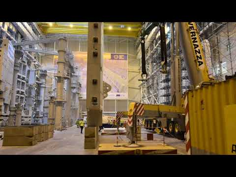 Load tests: ITER Heavyweight Champion