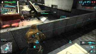 Ghost Recon Online Gameplay 2013
