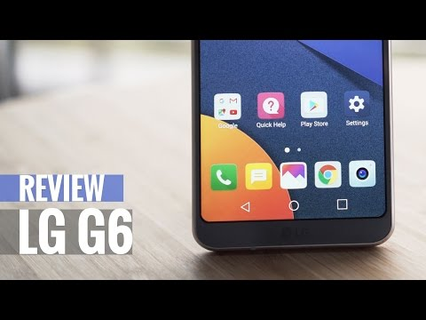 LG G6 - Full phone specifications