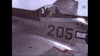 American P-51 Fighters Attack Tokyo, Incredible Remastered HD Footage