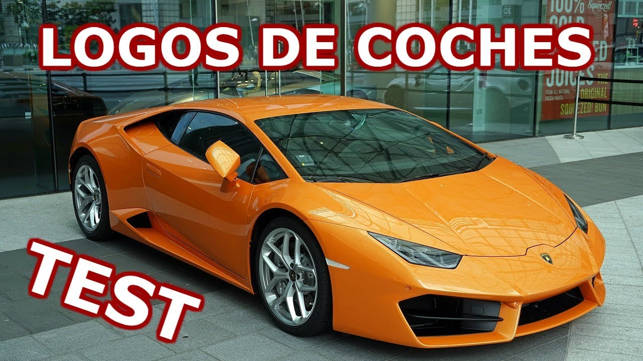 Test De Logos Marcas De Coches Youtube