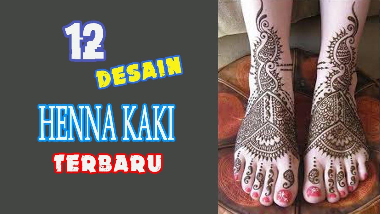 Henna Pengantin Tangan Dan Kaki