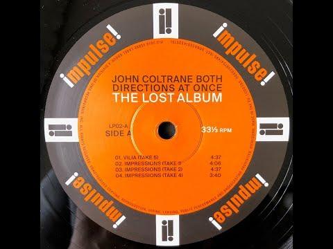 The Lost Album / John Coltrane Trio / 02A
