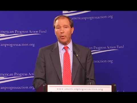 Tom Discusses Senate Rules at the Center for American Progress