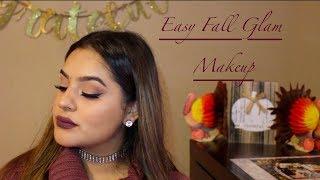 Gambar cover Easy Fall Glam Makeup Tutorial   Lesly Ayala