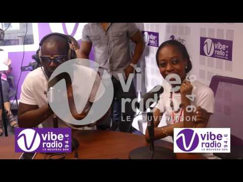 ACTU : Quand Maître Gims imite DJ Arafat dans les studios de VIBE RADIO Côte D'Ivoire